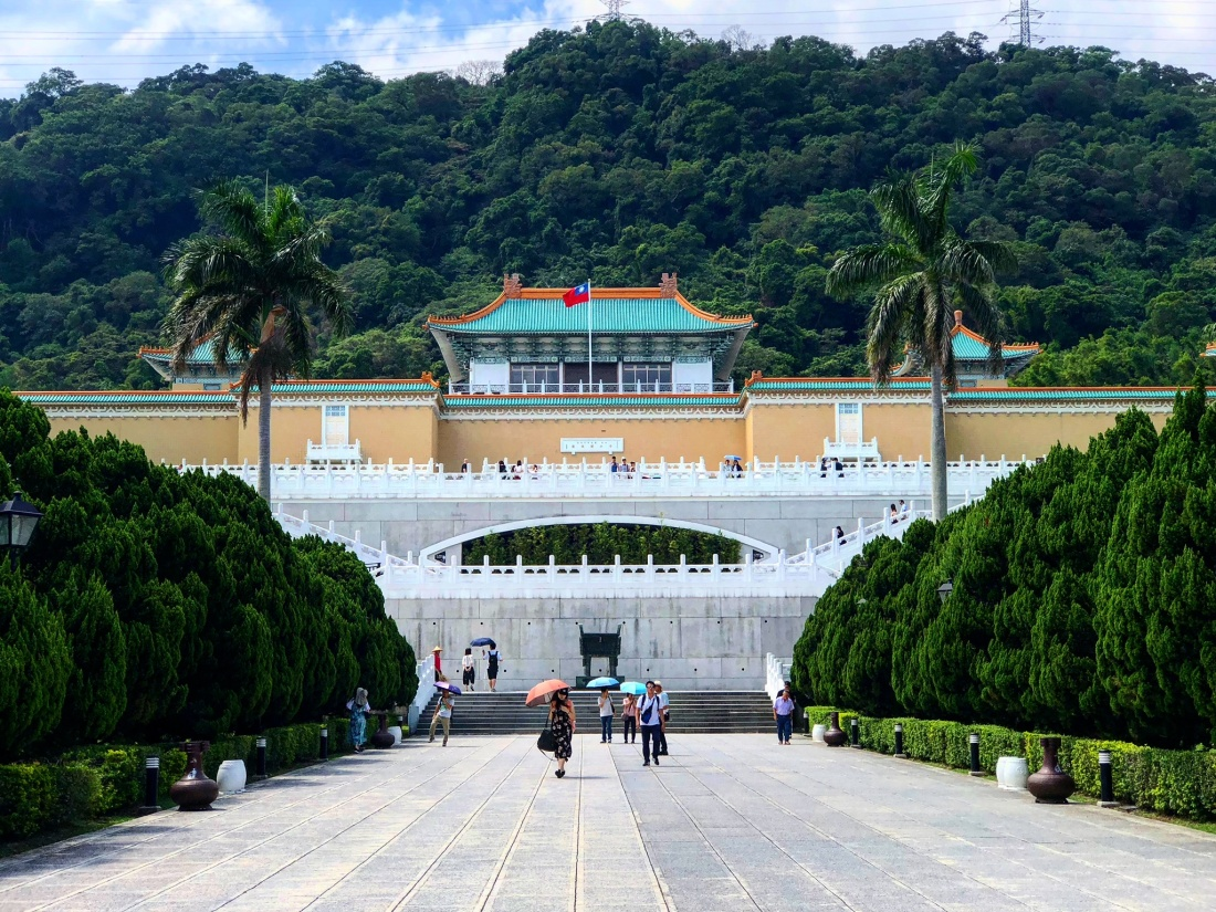The magnificent National Palace Museum | Taipei City | Taiwan